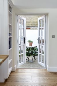 French Doors in Hitchin