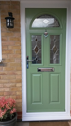 uPVC doors in Luton